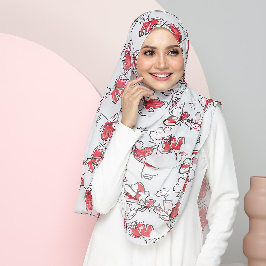 Flowering with Daily Printed <br> Now RM 25.00 | <s>Normal Price RM 45</s>