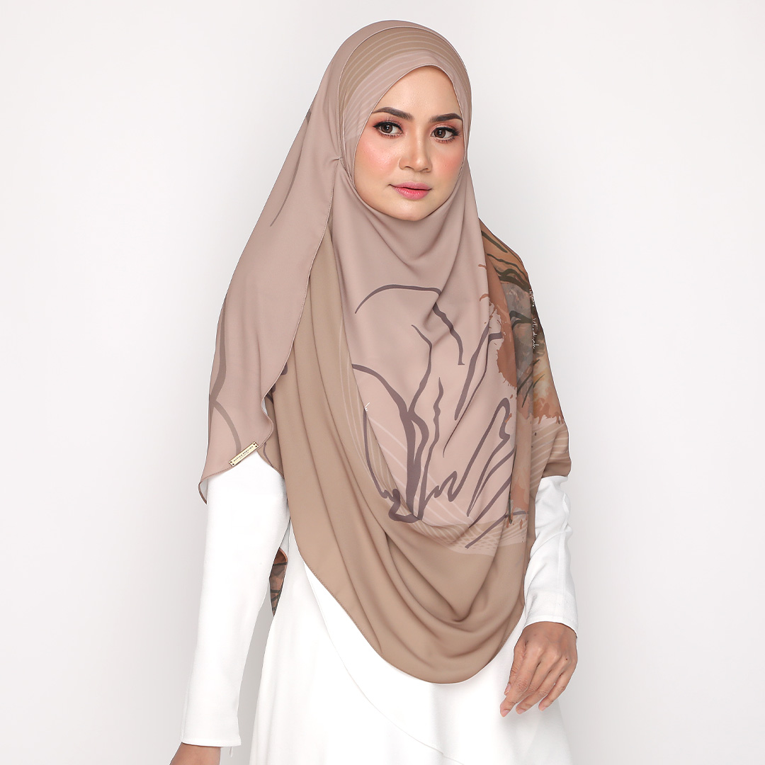 Look stylish with Instant Big Printed <br> Now RM 49.50 | <s>Normal Price RM 99</s>