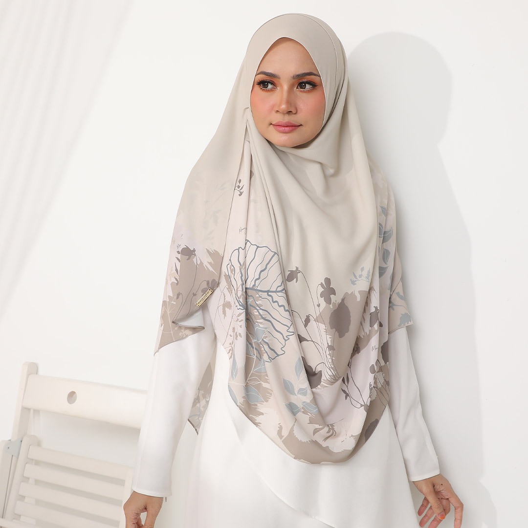 Look stylish with Instant Big Printed <br> Combo 3pcs RM 210   Free Shipping
